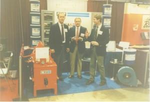 128 1988 Roger Henderson, Joe Hackett, Mark Land