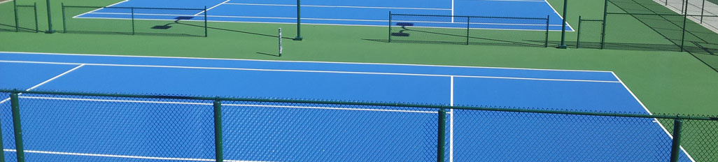 tennis court products & accessories
