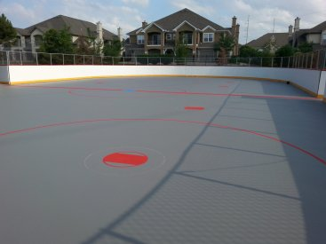 Indian Valley Park In-Line Hockey Court