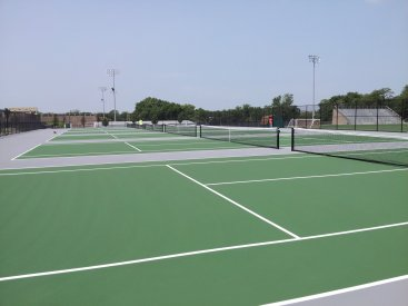 Freestate High School Tennis Courts