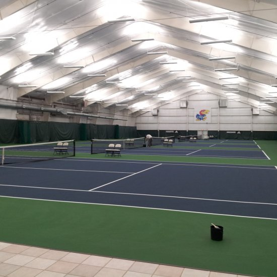 Jayhawks Tennis Center